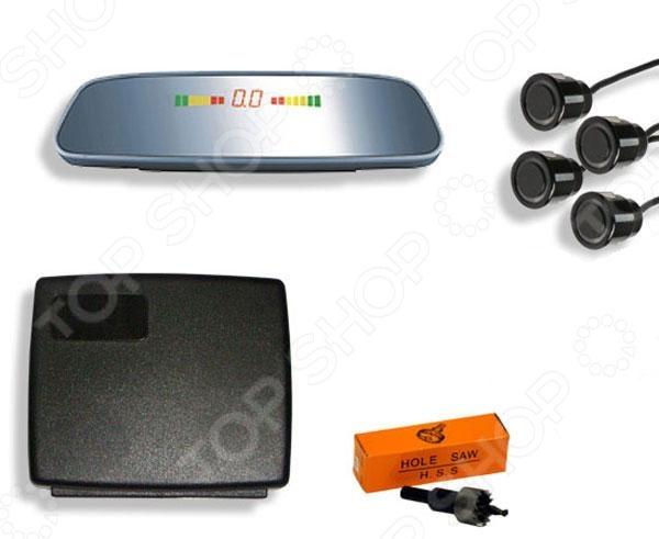 Парковочный радар Sho-Me Y-2651N-04 Sho-Me - артикул: 446520