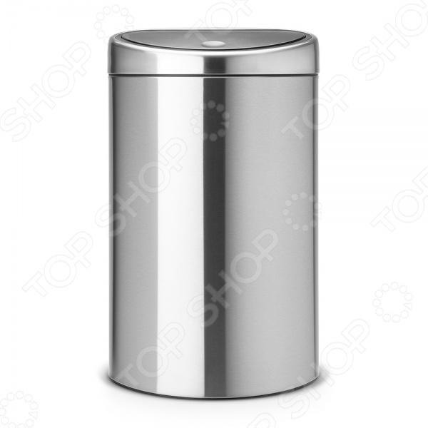 фото Бак для мусора двухсекционный Brabantia Touch Bin, купить, цена