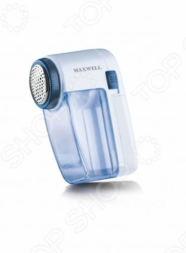 Машинка для удаления катышков Maxwell MW-3101Машинки для удаления катышков<br>Небольшая и легкая машинка для удаления катышков Maxwell MW-3101 вернет новый вид вашим любимым трикотажным вещам. Она бережно удаляет катышки, не повреждая даже деликатные ткани. Острые лезвия для безопасности использования закрыты защитной сеткой. Отсек для собранных катышков легко снимается и прочищается.<br>