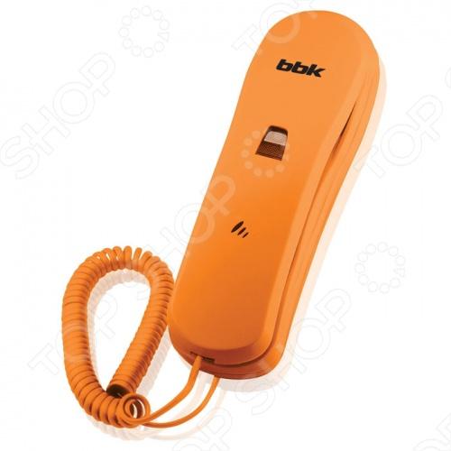 Телефон BBK BKT-100 RU оранж