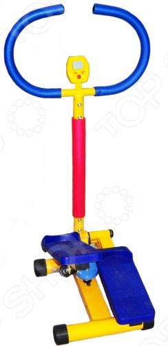 Тренажер детский Baby Gym «Мини-степпер» тренажер многофункциональный bradex лунный степпер