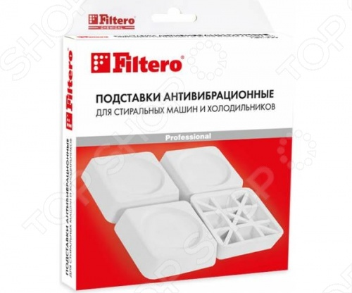 Подставка под ножки антивибрационная Filtero 909