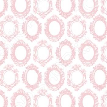 фото Бумага двусторонняя флокированная Teresa Collins Pink Frames, купить, цена