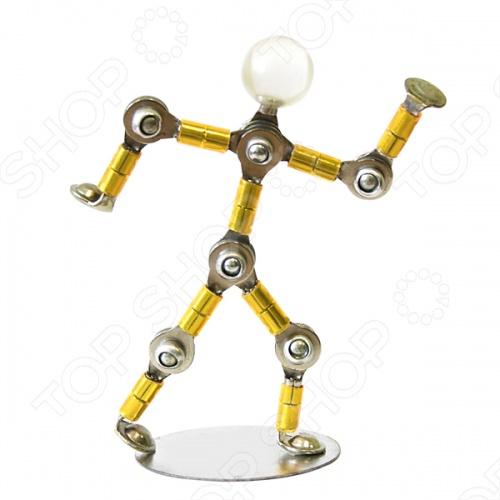 Фигурка магнитная Neocub Акробот. В ассортименте Фигурка магнитная Neocub Акробот /