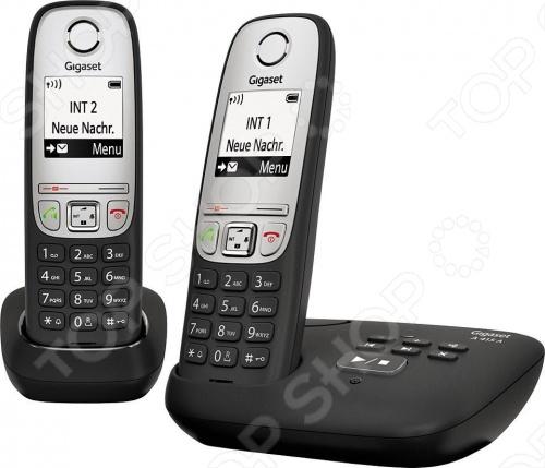 Радиотелефон GIGASET A415 DUO. В ассортименте
