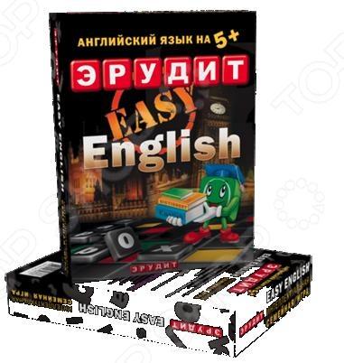 Игра настольная Биплант Easy english 10007