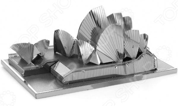 Модель сборная Metalworks «Сиднейский оперный театр» билеты в оперный театр пермь