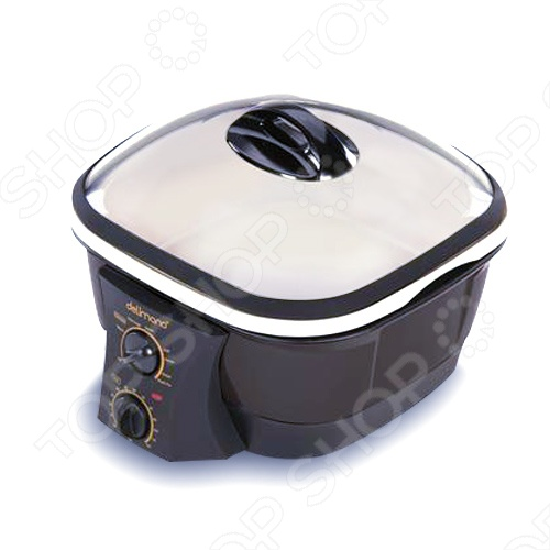 Мультиварка Delimano 8 in 1 Gourmet Cooker