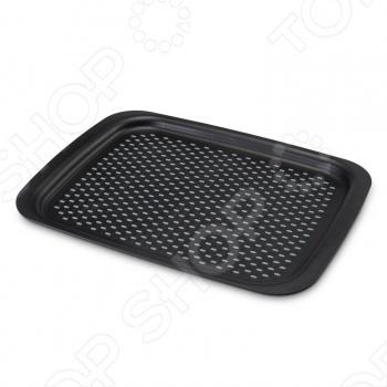 Поднос для сервировки Joseph Joseph Grip Tray это компактный, функциональный и удобный поднос для сервировки стола. Специальная прорезиненная поверхность не позволяет посуде скользить по ней. Разрешено мыть в посудомоечной машине. Joseph Joseph это компания, специализирующаяся на разработке и производстве современной кухонной посуды. Они используют инновационные технологии и материалы. Их уникальная способность сочетать стильную форму и функциональность привела к тому, что эта марка завоевала признание клиентов по всему миру.