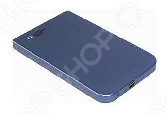 Внешний корпус для HDD AgeStar 3UB2O1 сочетает в себе современный дизайн, высокую надежность и простоту использования. Устройство оснащено отсеком, рассчитанным под жесткий диск формата 2.5 с интерфейсом Serial ATA. Высокоскоростной интерфейс USB 3.0 для быстрой передачи данных и маленькие размеры, позволяющие уместить устройство в кармане или сумке, обеспечивают высокую мобильность модели.