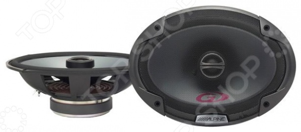 Система акустическая коаксиальная Alpine SPG-69C2 коаксиальная автоакустика alpine spg 17c2