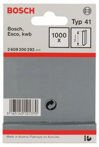 цена на Набор штифтов для степлера Bosch НТ14