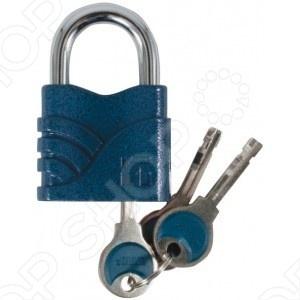 Замок навесной АвангардЗамки<br>Замок навесной Авангард надежный инструмент для запирания нежилых помещений. Замок оснащен закаленной дужкой увеличенного диаметра, которая не поддается перепиливанию пилой или другим инструментом. Корпус изготовлен из алюминиевого сплава и покрыт специальным слоем для долговечности. В комплекте: замок, ключи 3 шт.<br>