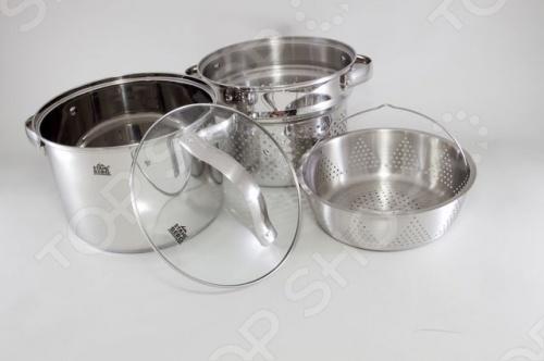 Набор кухонной посуды Stahlberg MADELINA 1806-S кастрюля 0 24 л stahlberg 2250 s