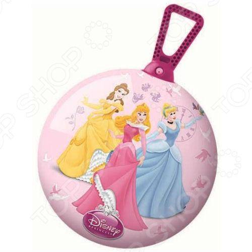 Мяч-попрыгун Mondo «Принцессы»