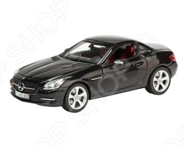 Модель автомобиля 1:43 Schuco MB SLK-Class