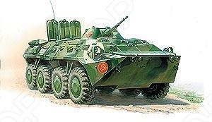 Подарочный набор Звезда советский БТР-80
