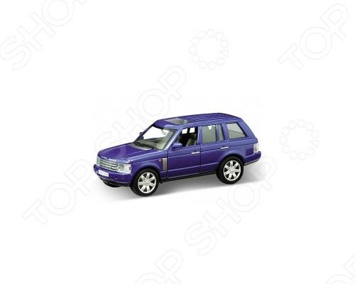 Модель машины 1:33 Welly Land Rover Range Rover. В ассортименте