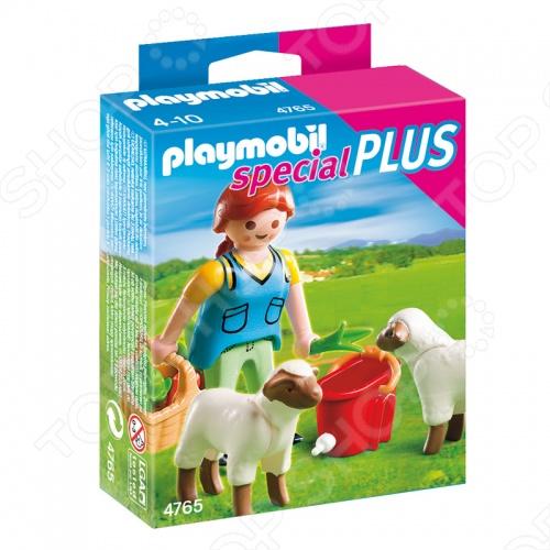 фото Девушка с овцами Playmobil 4765 4765pm, Другие виды конструкторов