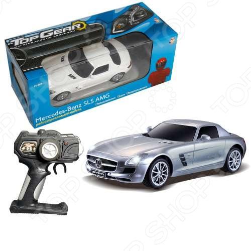 Машина на радиоуправлении 1:18 Top Gear «Mercedes Benz SLS»
