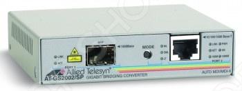 Медиаконвертер Allied Telesis AT-GS2002/SP
