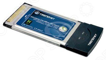 фото Адаптер Wi-Fi TRENDnet TEW-621PC, Беспроводные сети