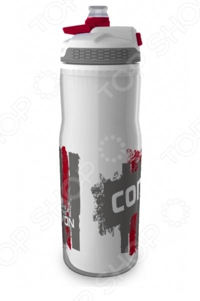 Бутылка для воды Contigo Devon InsulatedСпортивные бутылки для воды<br>Бутылка для воды Contigo Devon Insulated незаменима для тех, кто ведет активный образ жизни. Модель изготовлена из материала, который не содержит бисфенол - А 0 BPA . Бутылка оснащена защищенной от проливания поилкой и плотным замком со специальной системой AUTOSPOUT . Достаточно легкого нажатия на небольшую кнопку, как клапан откроется и вода начнет вытекать из емкости. Если кнопку отпустить, замок моментально закрывается. Широкое горлышко позволит с легкостью наполнять и мыть изделие.<br>
