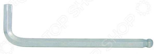 Ключ торцевой шестигранный с шаром удлиненный для изношенного крепежа Jonnesway