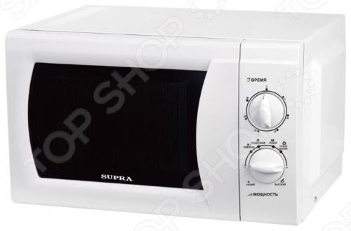 Микроволновая печь Supra MWS-1808MW свч supra mws 1808mw 18 л белый