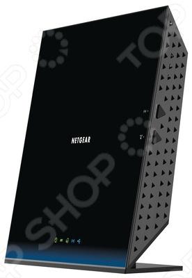 Точка доступа Wi-Fi NetGear D6200-100PES точка доступа netgear ex2700 100pes