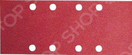 Набор шлифовальных листов Bosch 2609256A80Насадки для шлифования, полировки, чистки<br>Набор шлифовальных листов Bosch 2609256A80 это отличный набор шлифовальных дисков, который предназначен для эксцентриковых шлифовальных машин. Можно применять для обработки выпуклых и крупных поверхностей. Благодаря этим дискам вы сможете прошлифовать деревянные поверхности до идеального состояния. Размер зерна дисков равняется 40.<br>