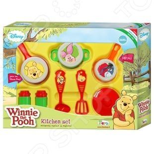 Набор посуды детский FARO Винни-Пух