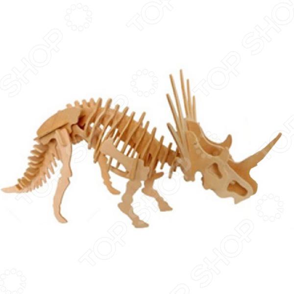 Конструктор 3D Education Line «Стиракозавр» Конструктор 3D Education Line «Стиракозавр» /