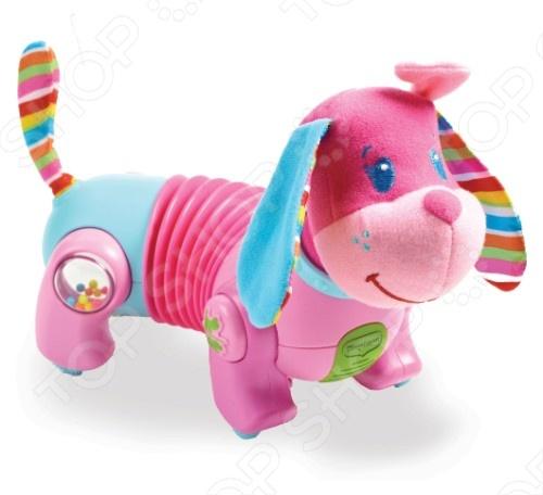 Мягкая игрушка интерактивная Tiny love собака Фиона