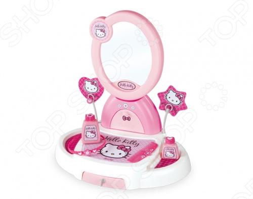 Туалетный столик Smoby Hello Kitty игровой набор smoby туалетный столик hello kitty