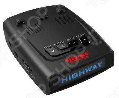 Радар-детектор Sho-Me G-800 станет вашим помощником на дороге и поможет избежать нежелательной встречи как с сотрудником дорожно-патрульной службы, так и предупредит заранее о камерах слежения. Устройство обеспечивает прием сигналов в радиодиапазонах X, K, Ultra-K, POP, Ku, Ka. Модель обеспечена GPS антенной с возможностью обновления базы камер и внесения точек пользователя POI в память прибора. Радар-детектор Sho-Me G-800 выполнен из пластика, черного матового цвета, который не будет бликовать на солнце и отвлекать от дороги. Ложные срабатывания сводятся к минимуму благодаря особому алгоритму защиты от посторонних помех.
