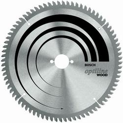 Диск отрезной для торцовочных пил Bosch Optiline Wood 2608640444 диск отрезной для ручных циркулярных пил bosch optiline wood 2608640617