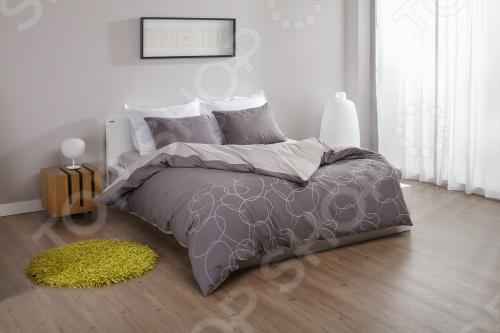 Фото Комплект постельного белья Dormeo Elipse. 1-спальный