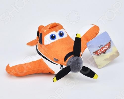 Мягкая игрушка Disney «Дасти» 25 смМягкие игрушки<br>Игрушка Дасти - это замечательный подарок для маленького ребенка. Данная модель привлекает внимание благодаря своему оригинальному дизайну и качественному выполнению. Мягкая игрушка принесет радость и подарит своему обладателю мгновения нежных объятий и приятных воспоминаний. Она выполнена из высококачественного текстиля с набивкой из гипоаллергенного синтепона. Великолепное качество исполнения делают эту игрушку чудесным подарком к любому празднику.<br>