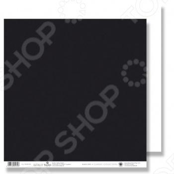 фото Бумага для скрапбукинга Rayher «Черный фон», купить, цена