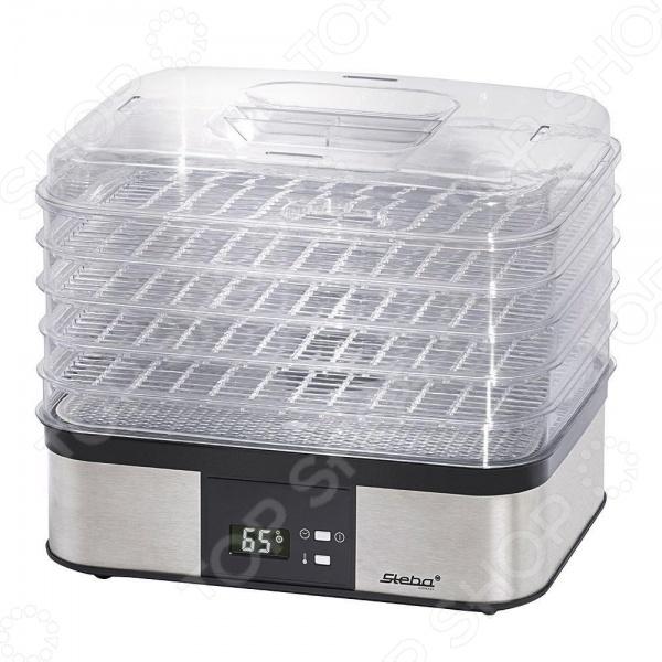 Сушилка для овощей и фруктов Steba ED 5 электросушилка для овощей и фруктов где в ставрополе
