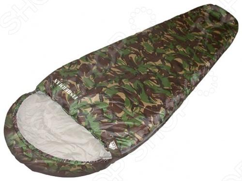 Спальный мешок Trek Planet Fisherman коврик самонадувающий trek planet relax 50 70431