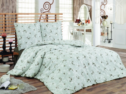 Комплект постельного белья Tete-a-Tete Консуэло евро, необычайно нежный и красивый - станет украшением любой спальни и подарит крепкий и здоровый сон. Ваша постель будет выглядеть безупречно. Лёгкость и шелковистость ткани после стирки ещё больше усилится, поэтому спать на этом белье со временем станет ещё приятнее. Наволочки с клапанами не имеют пуговиц и молний, которые могут поранить кожу во сне. Все изделия комплекта - цельнокроеные, и не имеют грубых швов. Комплект изготовлен из 100 хлопка, плотность 140 г м2. Стирать изделия следует при температуре не выше 30С с использованием щадящих отбеливающих средств, высокотехнологичных моющих средств и ополаскивателей. При стирке изделия не линяют и обладают минимальной усадкой. Комплект упакован в подарочную коробку.