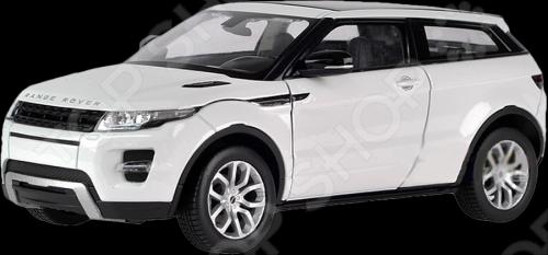 Модель машины 1:24 Welly Range Rover Evoque pitstop модель автомобиля range rover evoque цвет белый