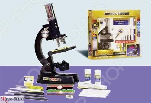 Набор обучающий Eastcolight «Микроскоп» 9963