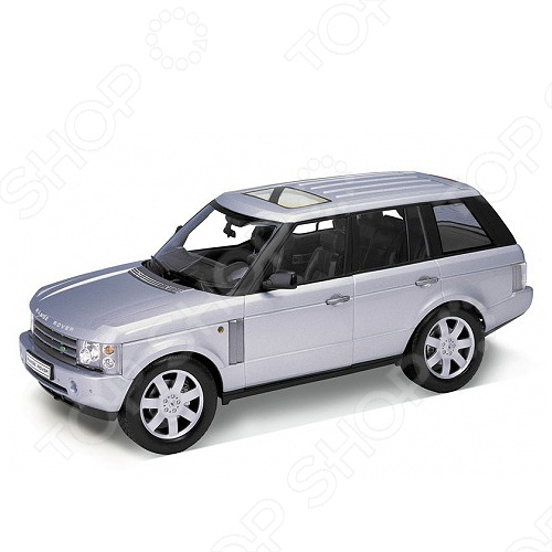 Модель машины 1:18 Welly Land Rover Range Rover. В ассортиментеМодели авто<br>Модель машины 1:18 Welly Land Rover Range Rover это коллекционная модель, которая является копией настоящего автомобиля. Она изготовлена из металла с элементами пластика. У машинки открываются двери, двигаются колеса. Машинка является отличным подарком не только ребенку, но и коллекционеру. Однако, во время игры с такой машинкой у ребенка развивается мелкая моторика рук, фантазия и воображение.<br>