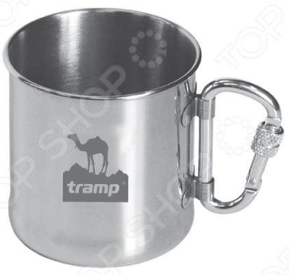 Кружка с карабином Tramp TRC-012 посуда tramp trc 038 чайник