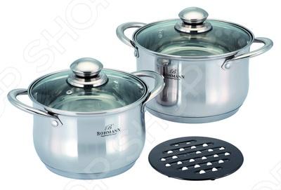 Набор кухонной посуды Bohmann BH-0805