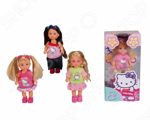 Кукла Еви с аксессуарами Simba Hello Kitty