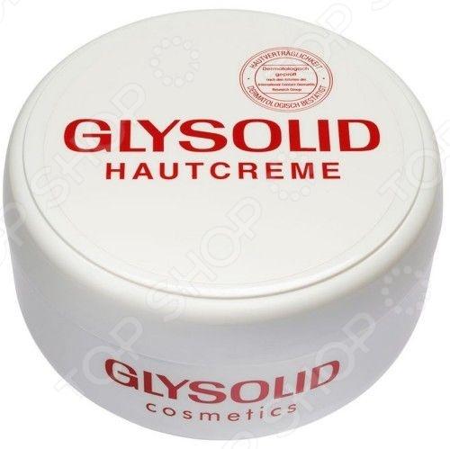 Фото Крем для сухой кожи Glysolid с глицерином
